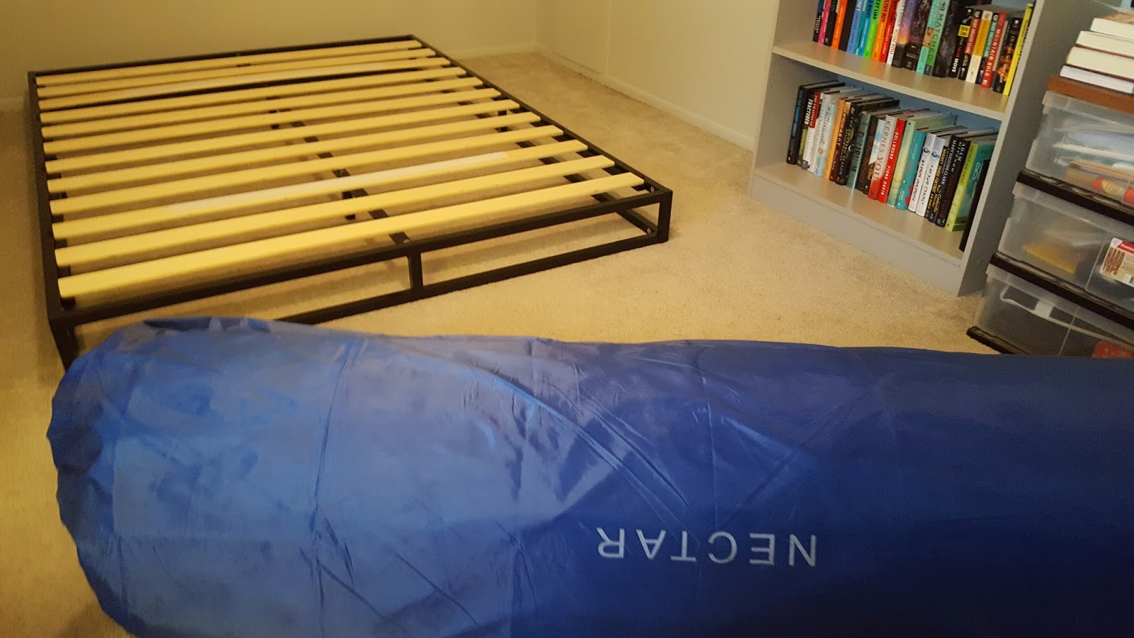 The Last Time I Purchased A Mattress Was In 2012, When I Moved From My  Parentsu0027 Place Into My First Post College Apartment. We Went To A Furniture  Store And ...