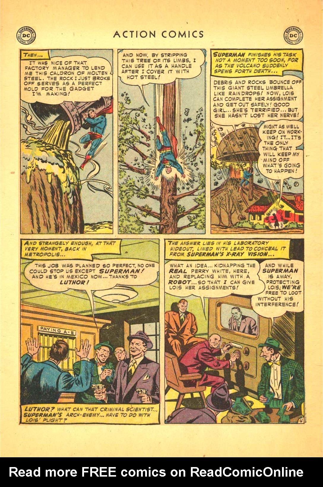 Action Comics (1938) 166 Page 4