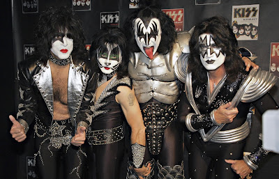 Biografi dan Album Band Rock Metal KISS