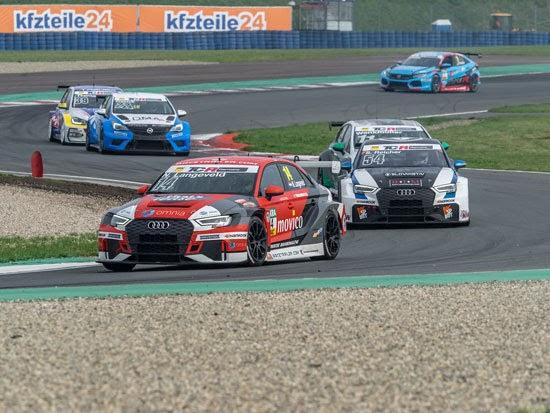TCR Germany Meisterschaftsstand nach zwei Rennen