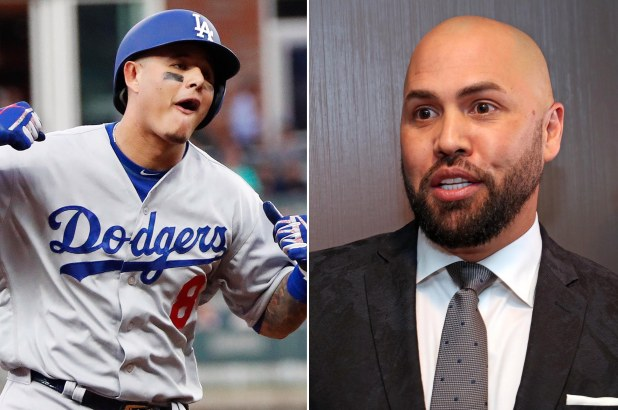 Could Carlos Beltran be part of the Yankees' pitch to Manny Machado?