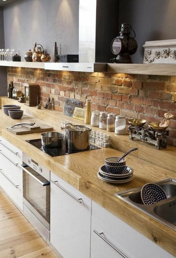In this article, we will share some tips for kitchen remodeling and this is DIY kitchen renovation with low-cost budget 13