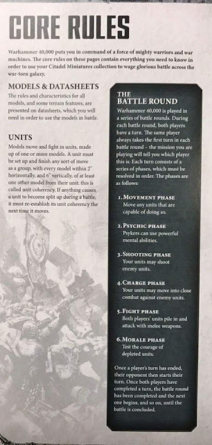 breaking news 8th edition rules leak it 39 s massive