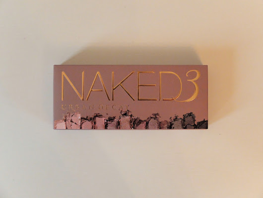 Review: Urban Decay Naked 3 Palette