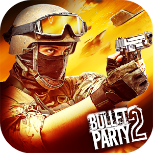 Bullet Party CS 2 GO STRIKE MOD APK terbaru