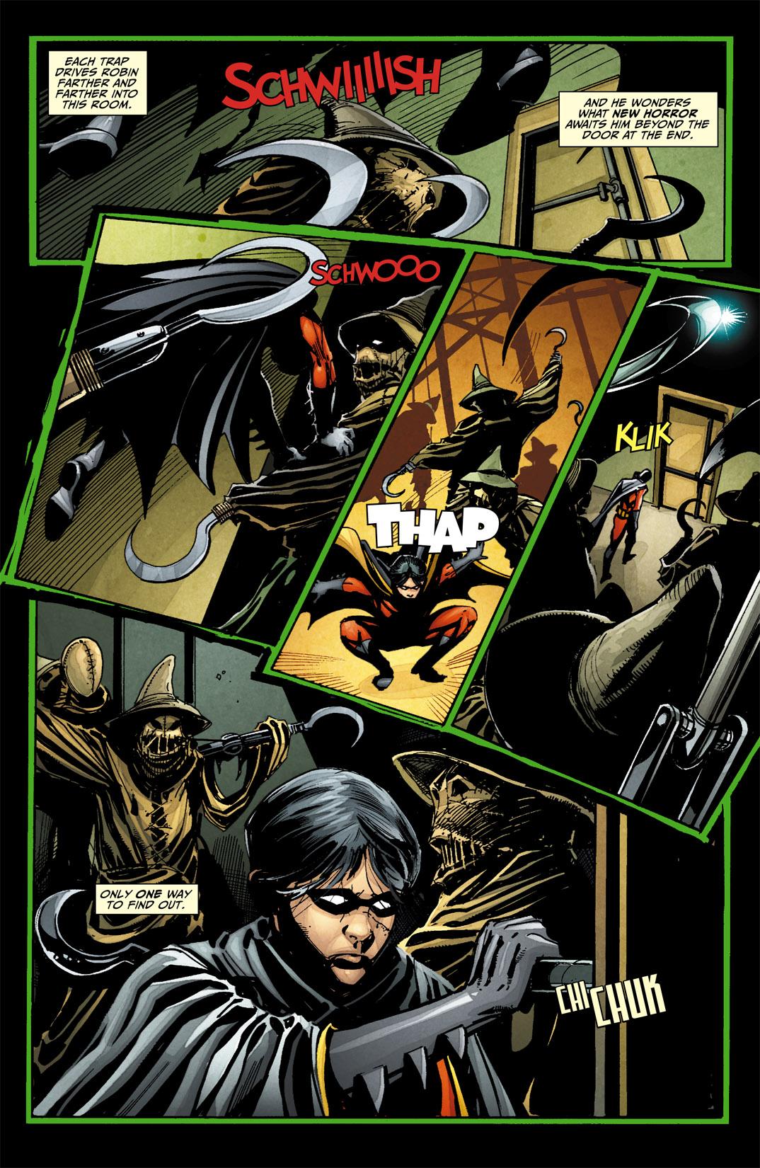 Detective Comics (1937) 836 Page 11