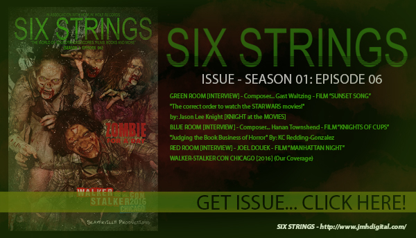 Six Strings - Issue 6 [2016]