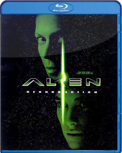 Alien Resurrection [1997] [BD25] [Español]