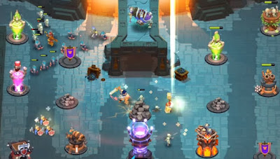 Download Game Castle Creeps TD MOD APK v1.17.0