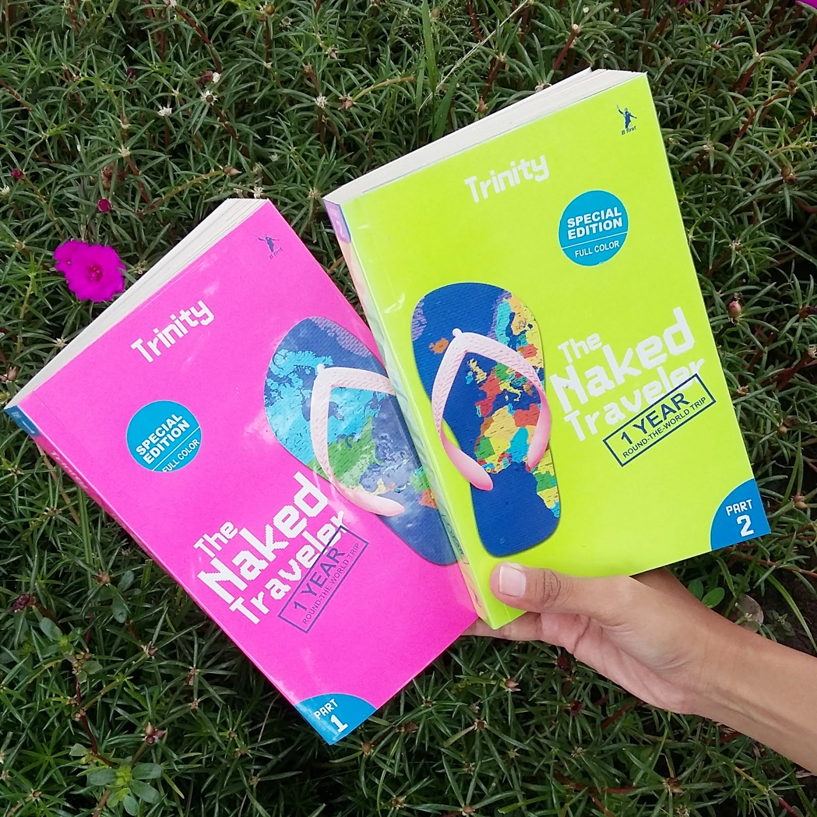 Books My Opinion About The Naked Traveler 1 YEAR Round World Trip Part 2 Pernah Kebayang Keliling Dunia