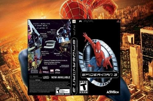 Spider Man 3 PPSSPP