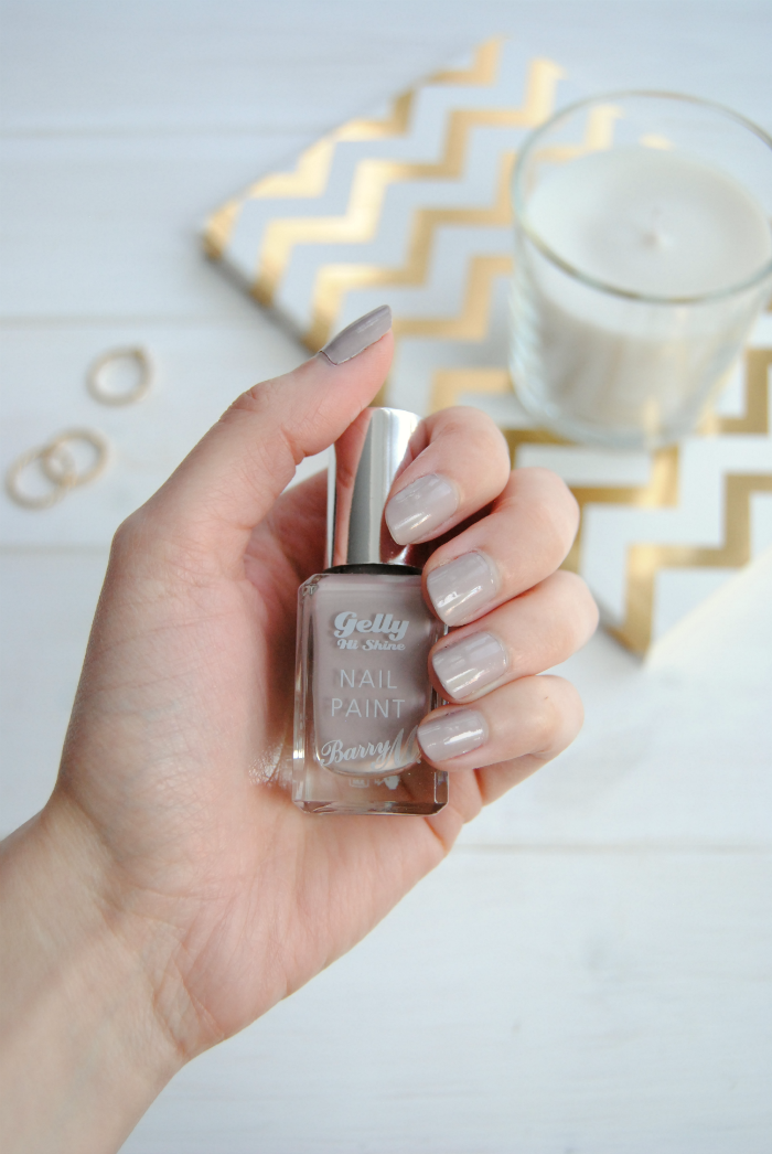 Barry M Gelly Summer Almond Review | Cruelty-Free & Vegan Beauty