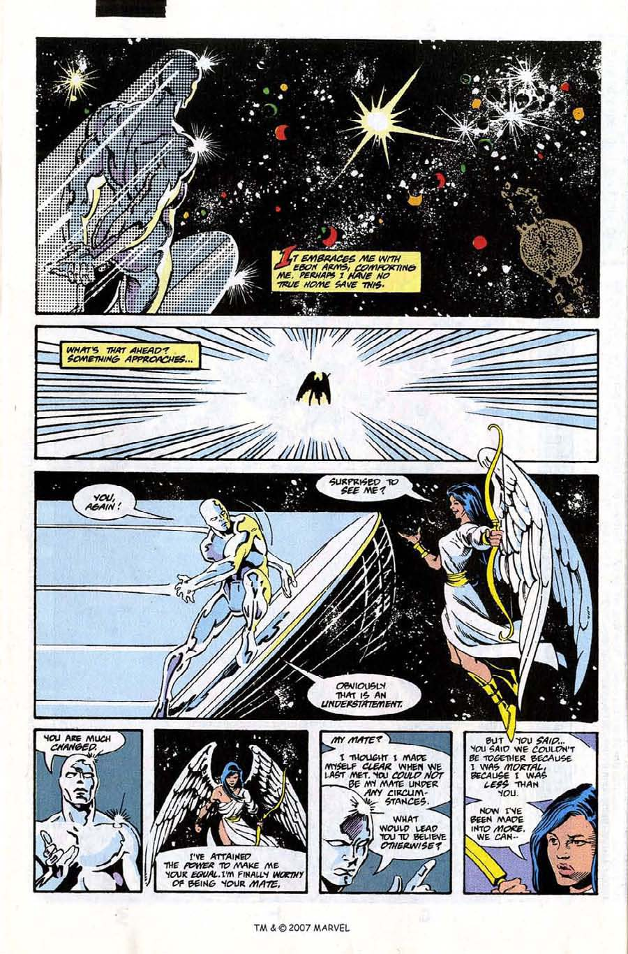 Silver Surfer (1987) issue 66 - Page 26