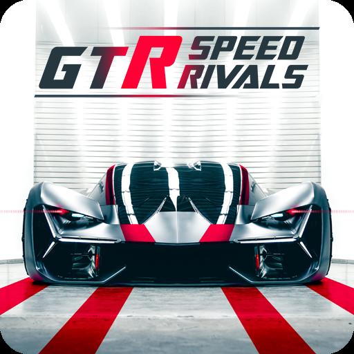 تحميل لعبة GTR Speed Rivals v2.2.97 مهكرة وكاملة للاندرويد أموال لا نهاية