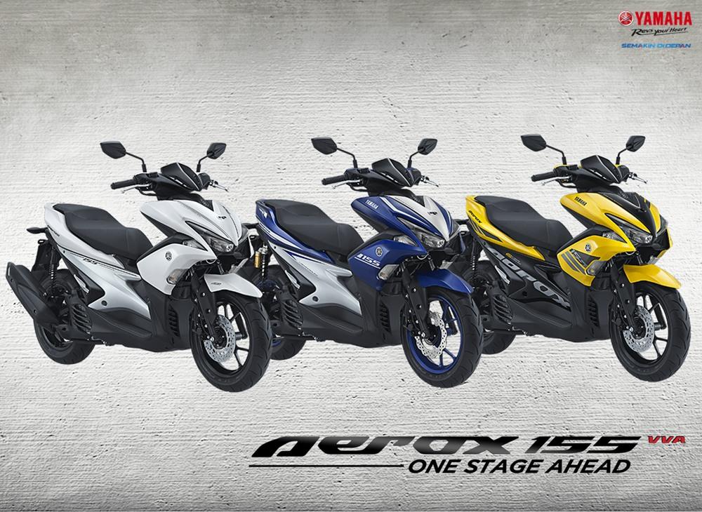 Aerox Yamaha Philippines