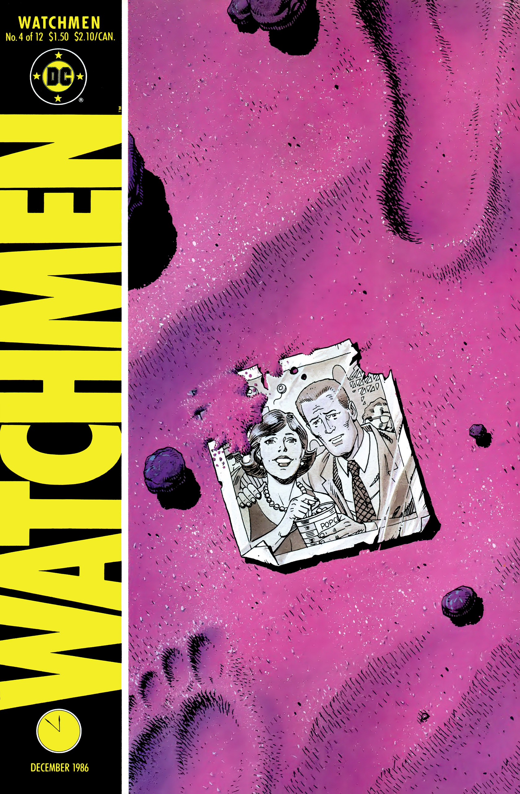 Watchmen (1986) 4 Page 1