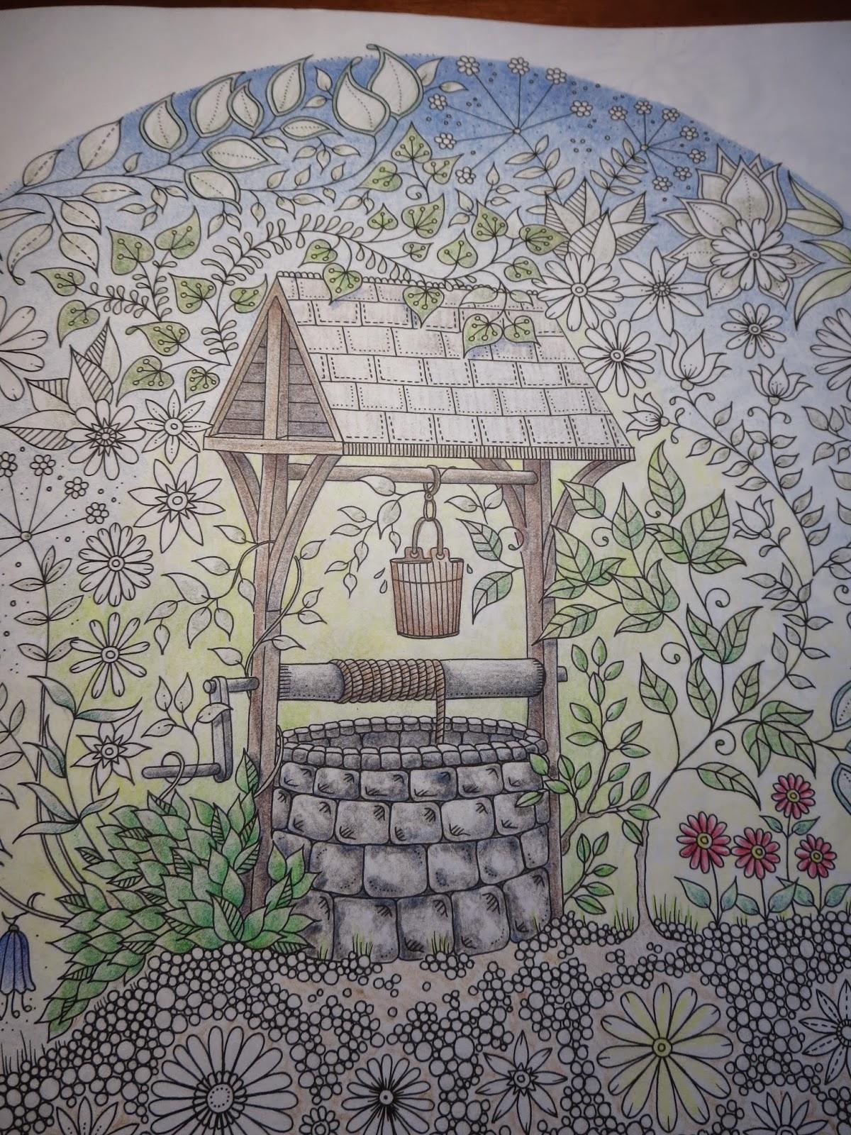 My Secret Garden: Passion For Pencils: My Secret Garden Colouring Book, Part 5