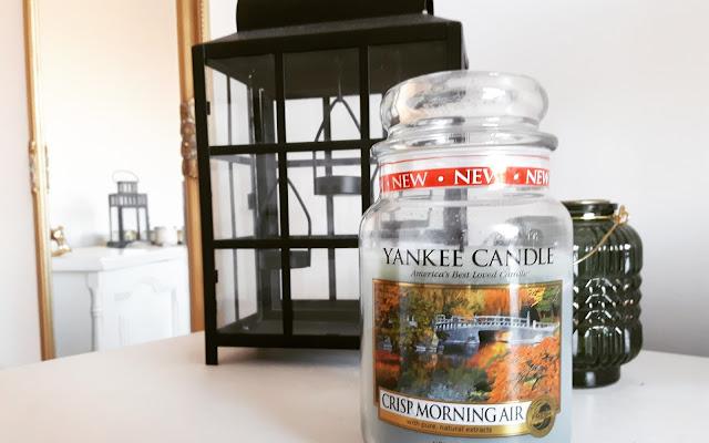 Uknikaty: Yankee Candle - Crisp Morning Air - Czytaj więcej »