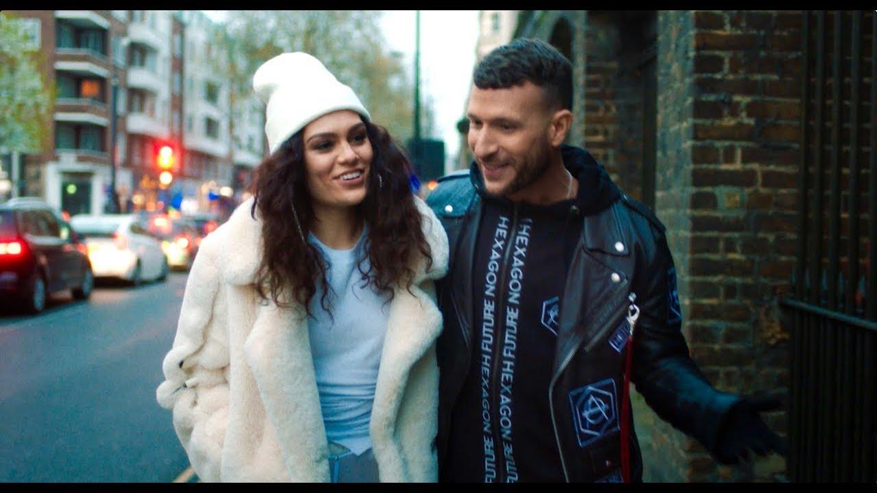 Don Diablo & Jessie J Unveil 'Brave' Music Video - Caesar