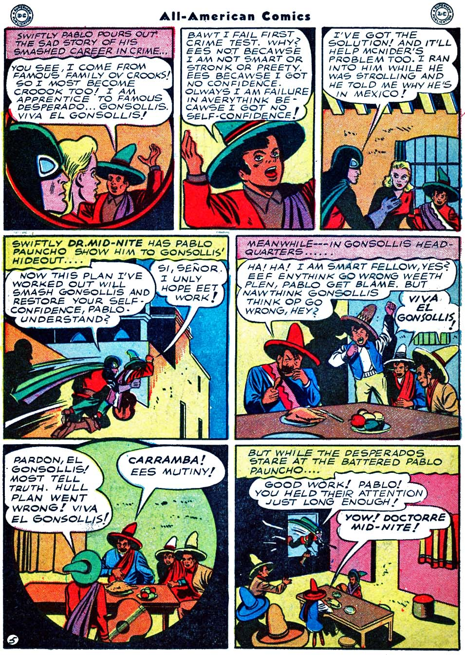 Read online All-American Comics (1939) comic -  Issue #70 - 36