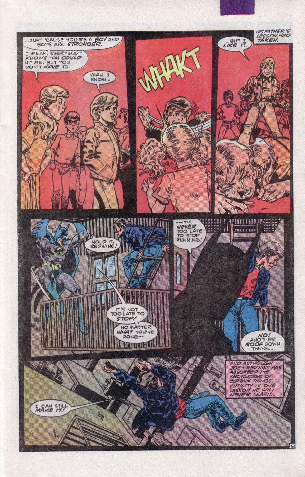 Detective Comics (1937) 550 Page 7
