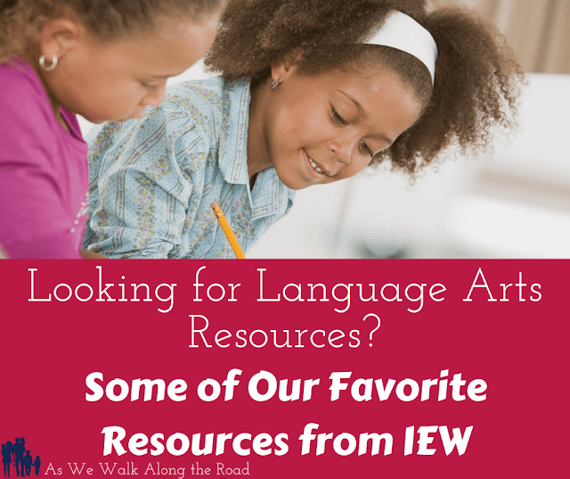 IEW writing resources