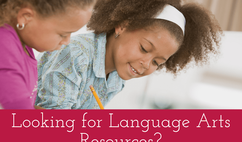 Looking for Language Arts Resources? Some of Our Favorite IEW Resources...And a Giveaway
