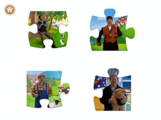 Justin's Jigsongs App