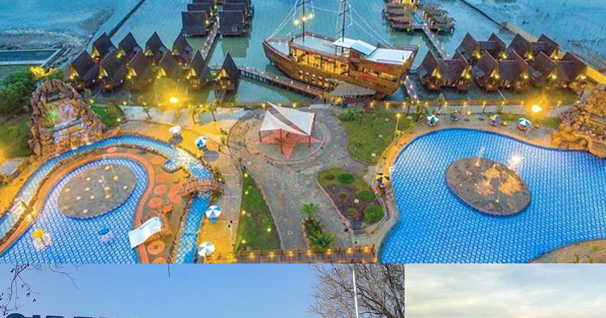 Cirebon Waterland Tempat Wisata Terpadu Dekat Pantai