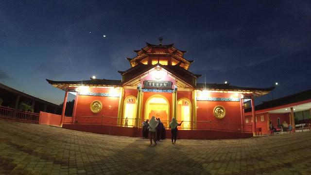 masjid chengho di bengkong city