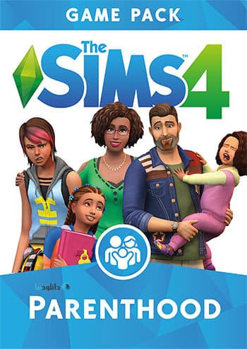 The Sims 4 - Parenthood Jogos Torrent Download capa