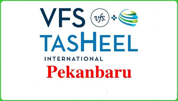 Kantor VFS Tasheel Rekam Biometrik Untuk Umroh di Pekanbaru