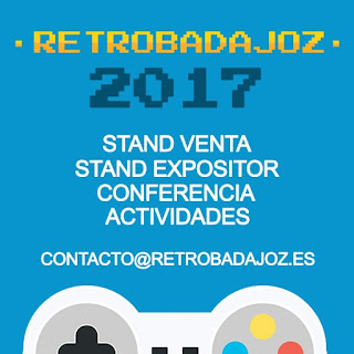 RetroBadajoz 2017