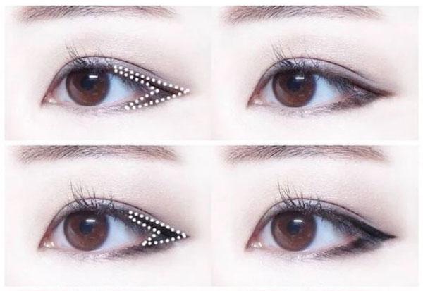 cách makeup mắt tự nhiên 2