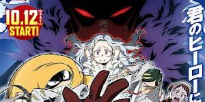 تقرير انمي Boku no Hero Academia 4 (الموسم الرابع)