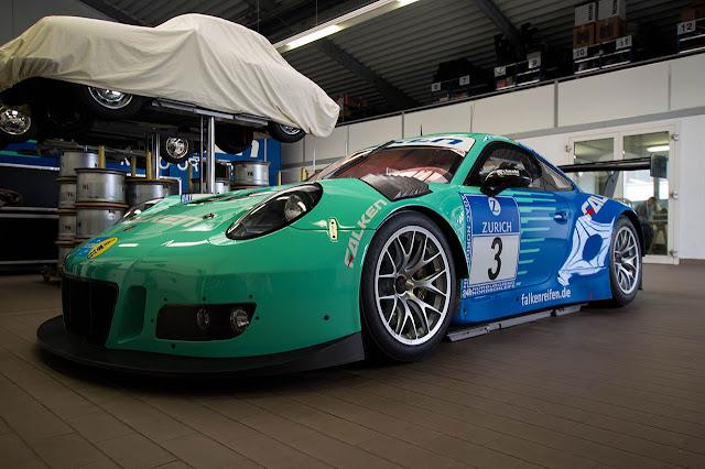 Falken Porsche 991