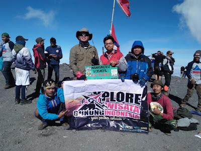 Paket Pendakian Gunung Semeru 2H1M 3H2M 4H3M Paket Open Trip - Ekonomis - Bisnis [[ Wisata ]] - Eksekutif - VIP - VVIP