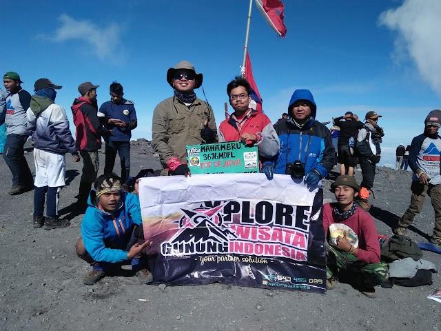 Paket Pendakian Gunung Latimojong 5H4M, Porter Enrekang, Baraka, Palopo