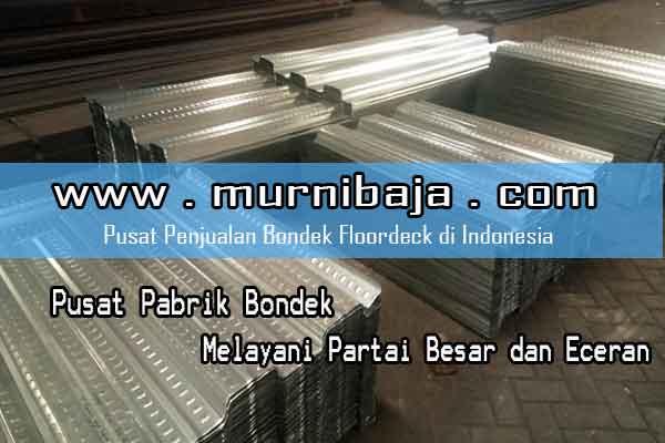 Harga Bondek Mustika Jaya 2019