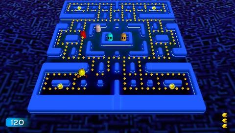 скачать игру Pacman на Psp - фото 9