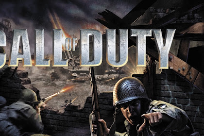 Download Game Call of Duty 1 Include United Offensive for Computer (PC) or Laptop