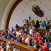 VÍDEO: Algo nunca visto en la historia parlamentaria de América Latina sucedió este domingo en Venezuela