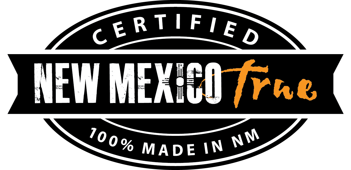 My Straps are Certified New Mexico True! Click the logo to learn about more True products.
