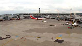 Kamera - Lotnisko Dusseldorf - Niemcy