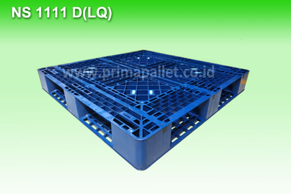 Pallet Plastik One Way Series NS 1111 D(LQ)