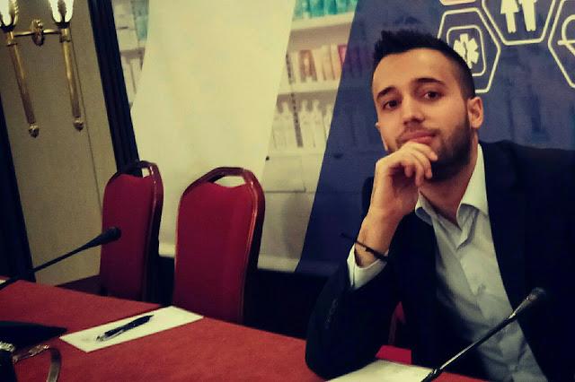 Ο Παναγιώτης Τάρταρης υποψήφιος πρόεδρος για τη ΔΗΜ.Τ.Ο. Νέας Δημοκρατίας Επιδαύρου