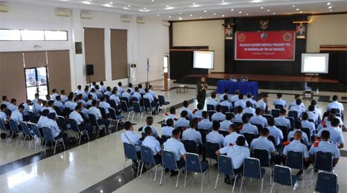 Sumber : Kepala Penerangan Pangkalan TNI Supadio
