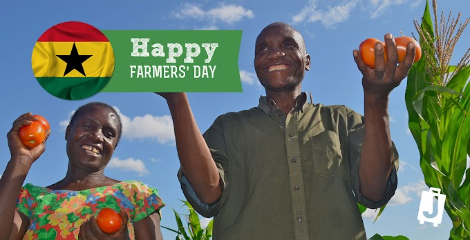 Ghana celebrates farmers today