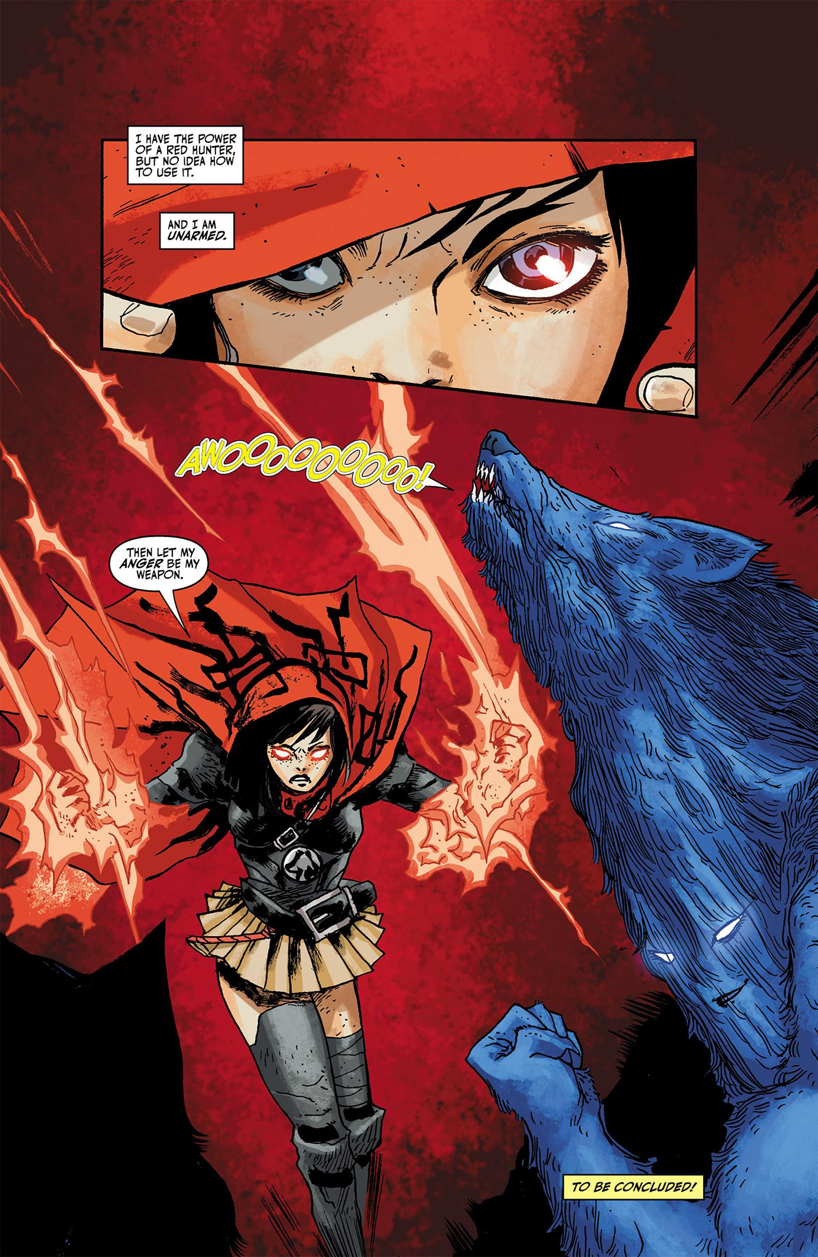 Read online Akaneiro comic -  Issue #2 - 24