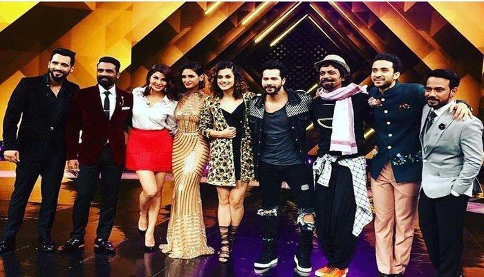 Celebrity in Dance Plus 3 Grande Finale